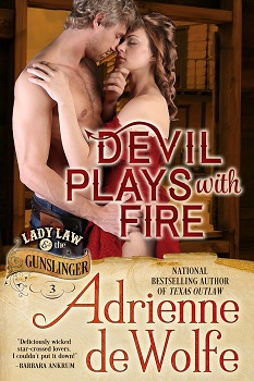 Historical Romance, Western Romance, Romantic Suspense, Dance to the Devil's Tune, Devil in Texas