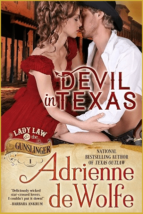 Western Historical Romance, Romantic Suspense, Texas
