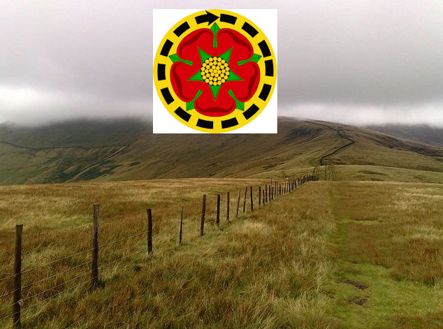 Lancashire Border Walk launched today
