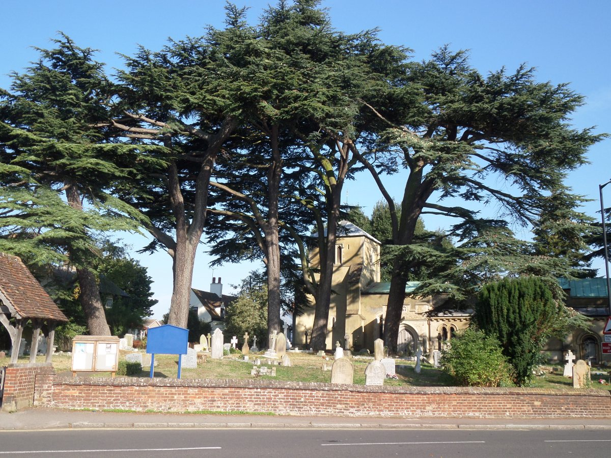 Herts Embraced 4.1:  Starting from Ickleford