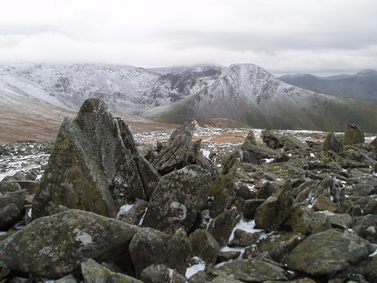 On Carnedd Gwenllian (thanks to the Geograph project)