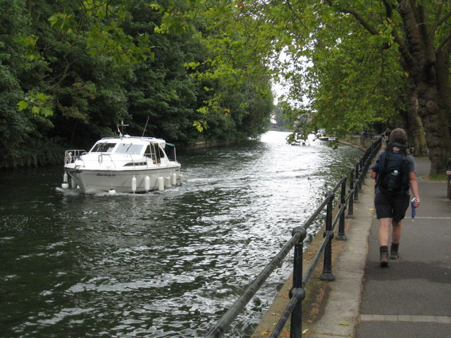 Downing Street to Maidenhead walk