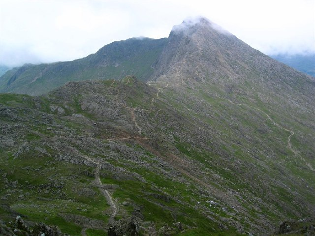 Climbing Snowdon: The Watkin Path
