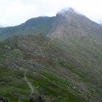 Climbing Snowdon: The Watkin Path