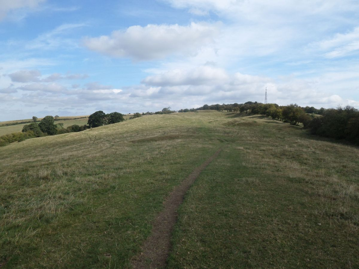 Buckinghamshire Way 3.1:  Waddesdon start