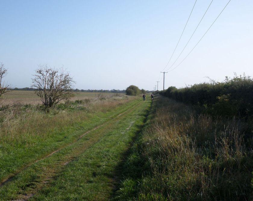 Bridleway, Morden Grange