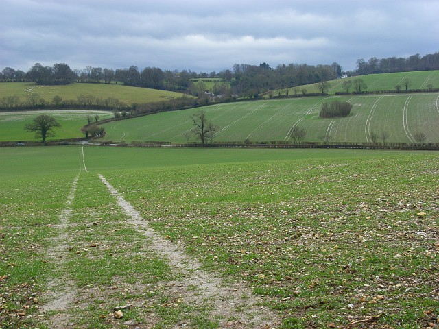 Path to Hotley Bottom
