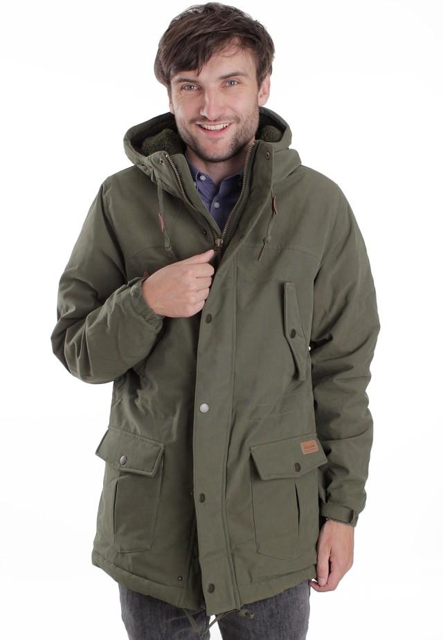 Volcom – Target Parka Olive Jacket