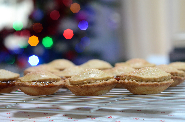 The Ultimate Mince Pies by Wild Tide