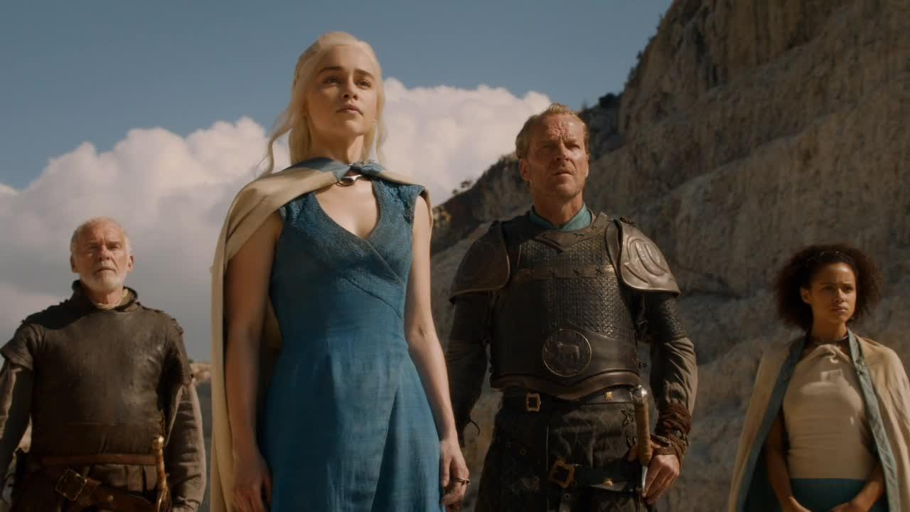 Game of Thrones Season Four Is Coming…