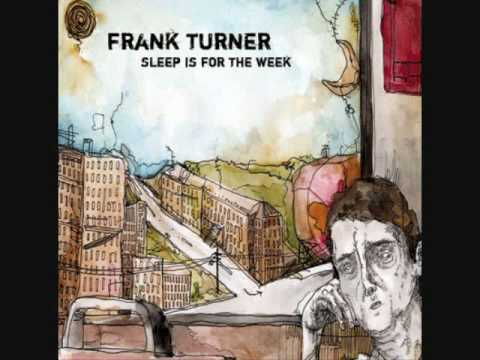 Three on Thursday – Frank Turner