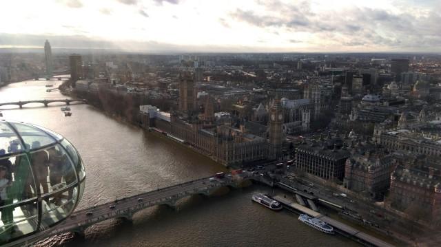 London Trip – Part Five – London Dungeons, London Eye & Boris Bikes