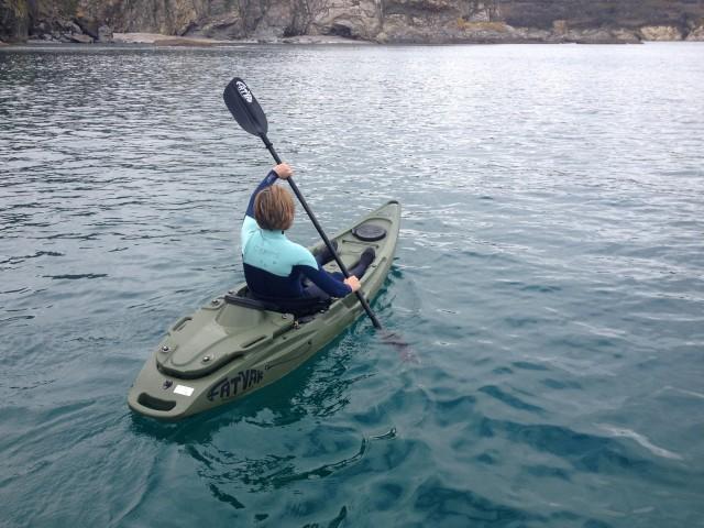 Kaafu Fishing Kayak Fatyak