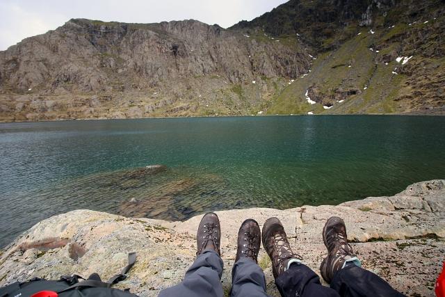 Snowdon Lake Picnic