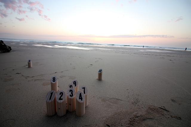 Smite Game Wooden