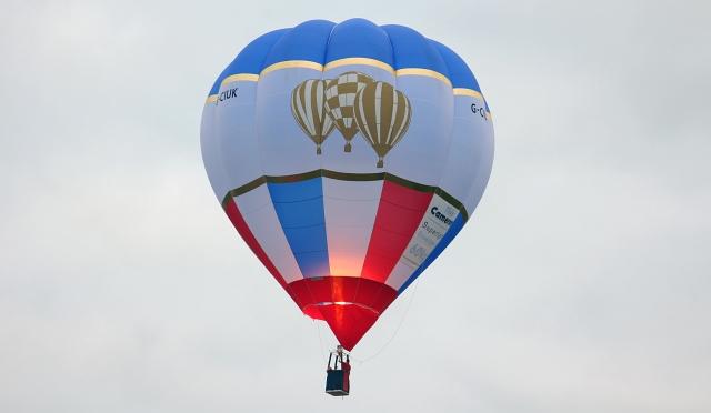 Bristol Balloon Fiesta Hot Air Cameron