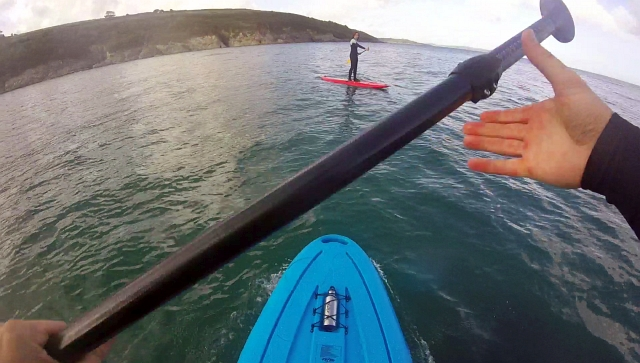 SUP Fatyak Stand Up Paddle Board Samos