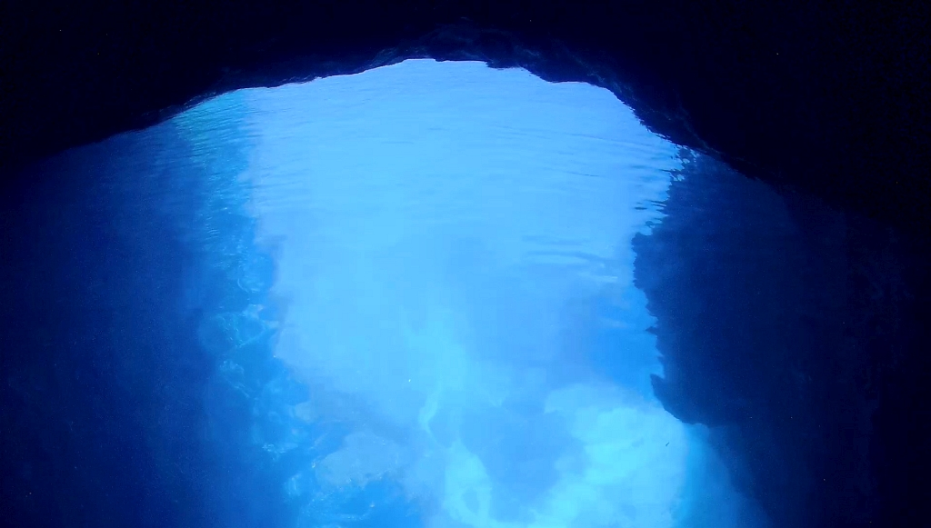 Split Croatia Blue Lagoon Cave