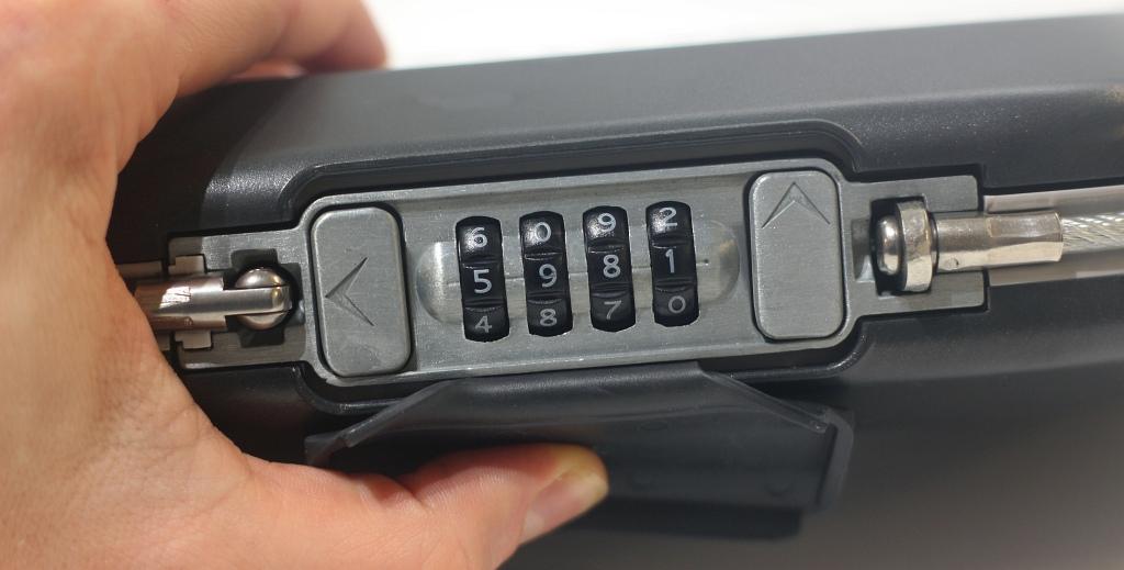 Masterlock Safe Space Personal Safe