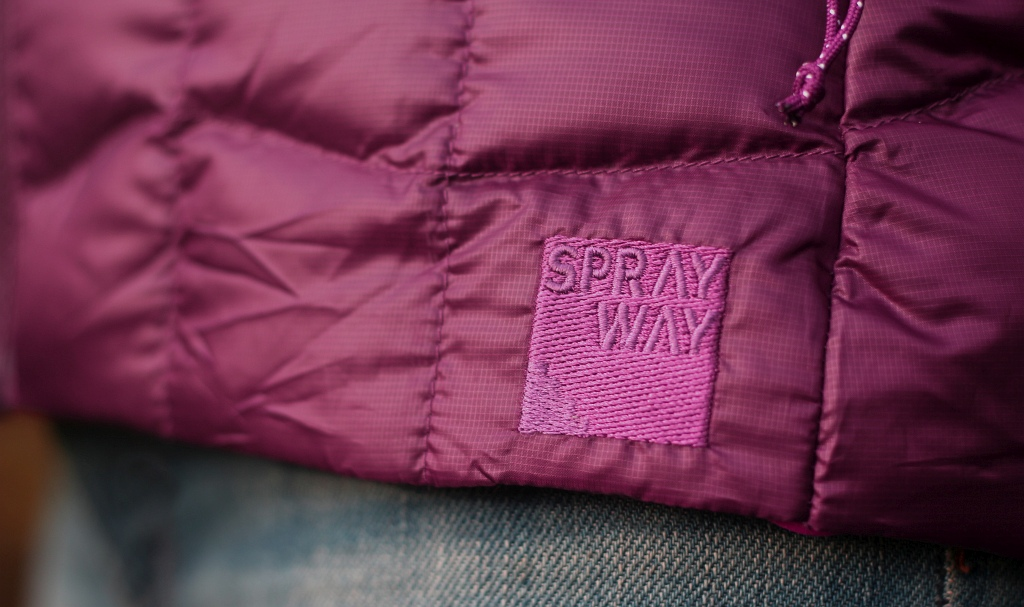 Nuna Sprayway Gilet