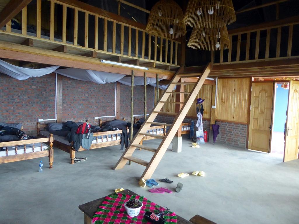 Sapa Homestay Beds