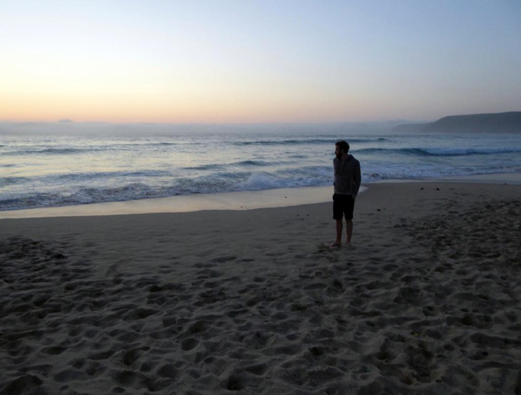 Sennen Cornwall Beach Sunset