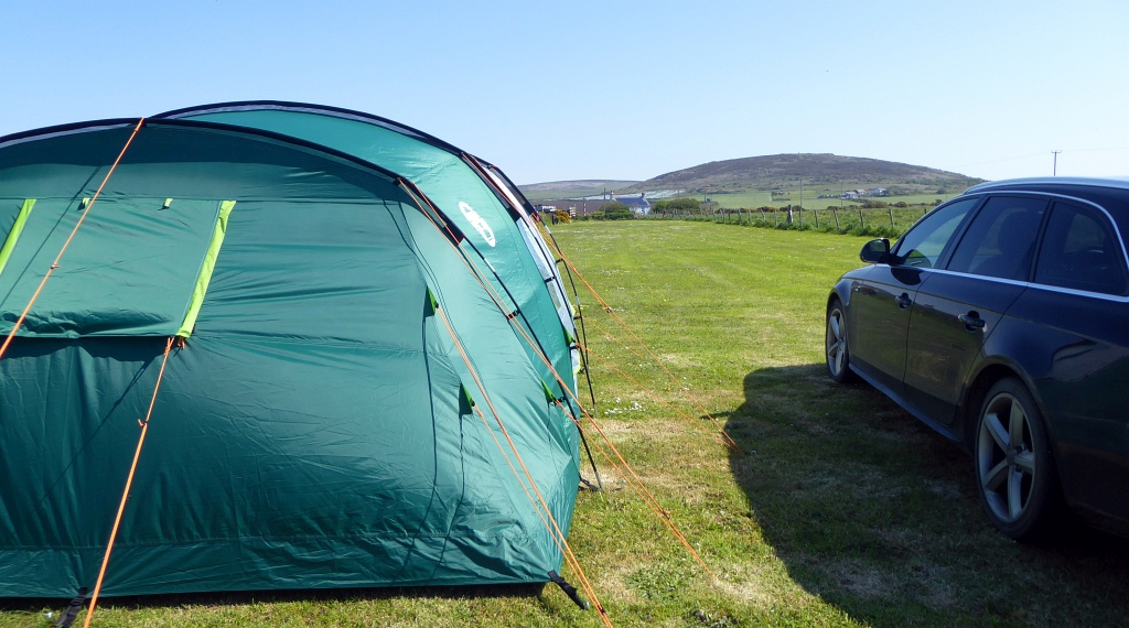 The Camping and Caravanning Club Sennen Campsite