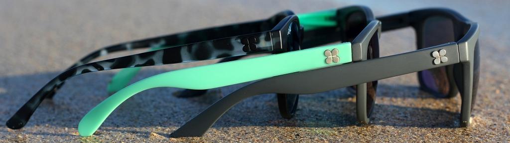 SunGod Sierra Classics2 Renegades Sunglasses
