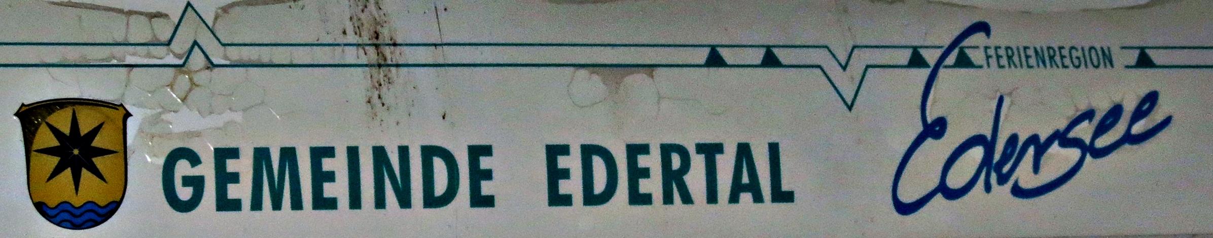 Edtl. Rathausschild