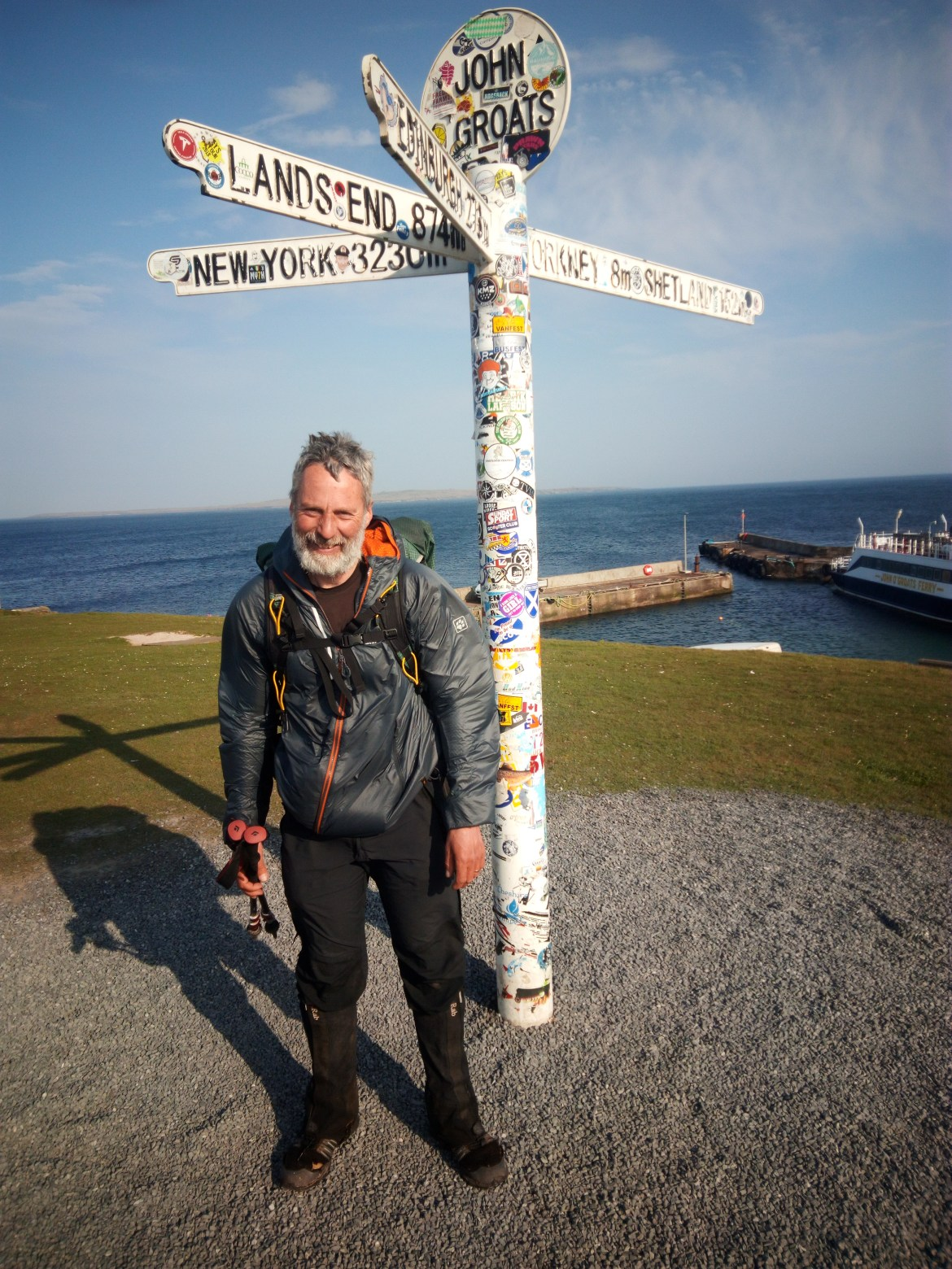 Reflections on my 2019 Land's End to John O'Groats and Three Peaks walk: final thoughts