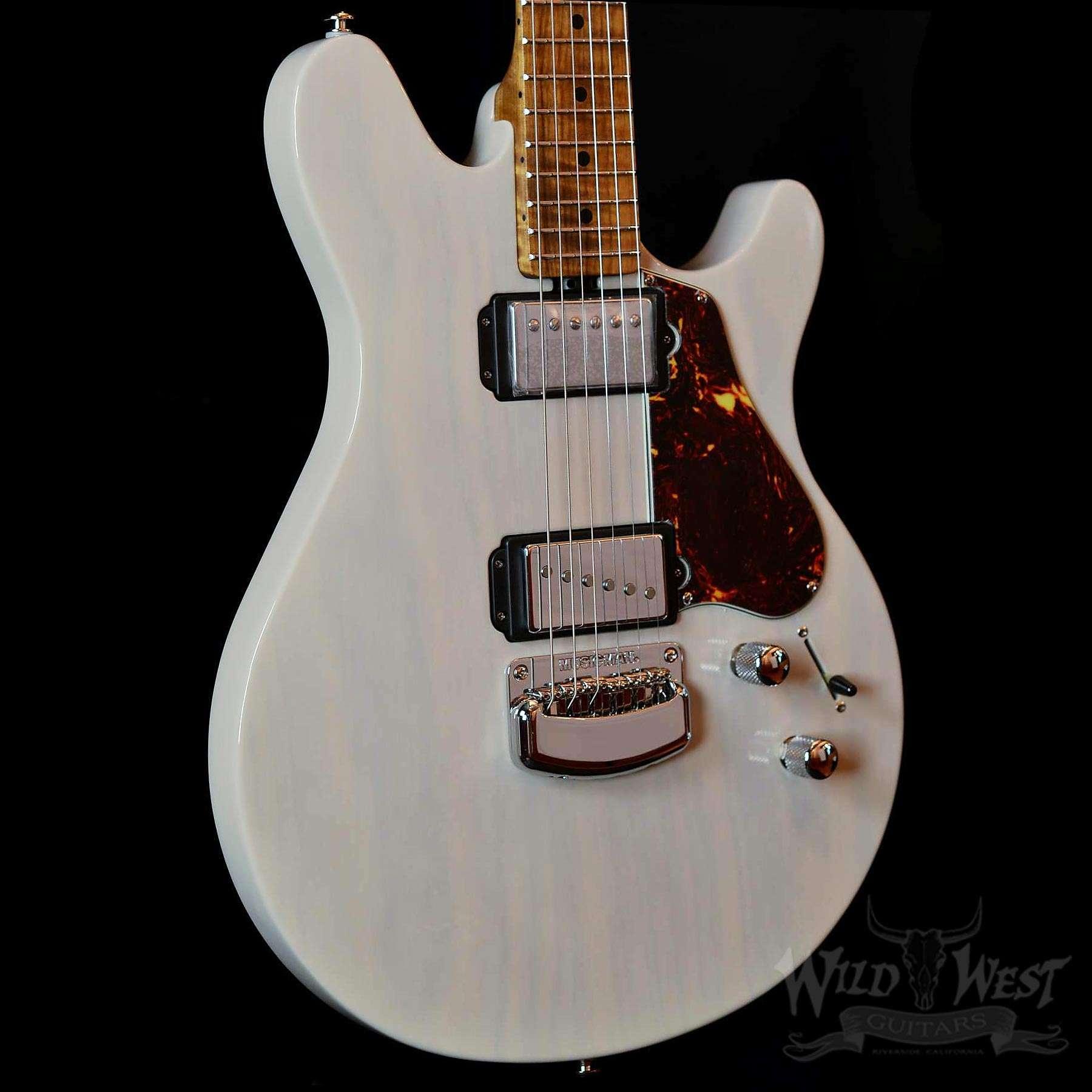 Ernie Ball Music Man Valentine Buttermilk Wild West Guitars