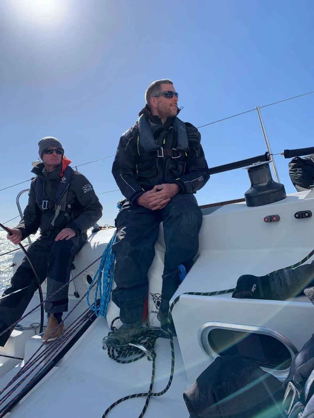 Day Skipper WIld West Sailing