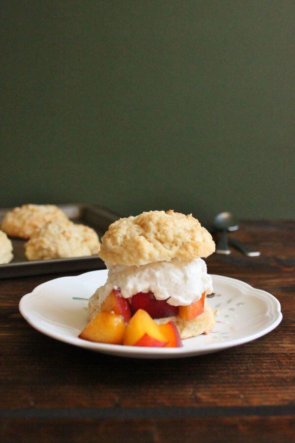 Peach Shortcake   wildwildwhisk.com