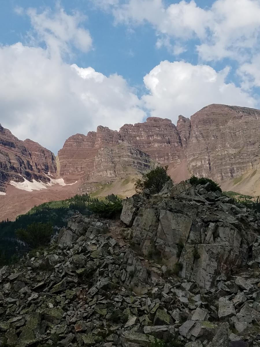 The Four Pass Loop, Maroon-Bells Snowmass Wilderness – Wild With
