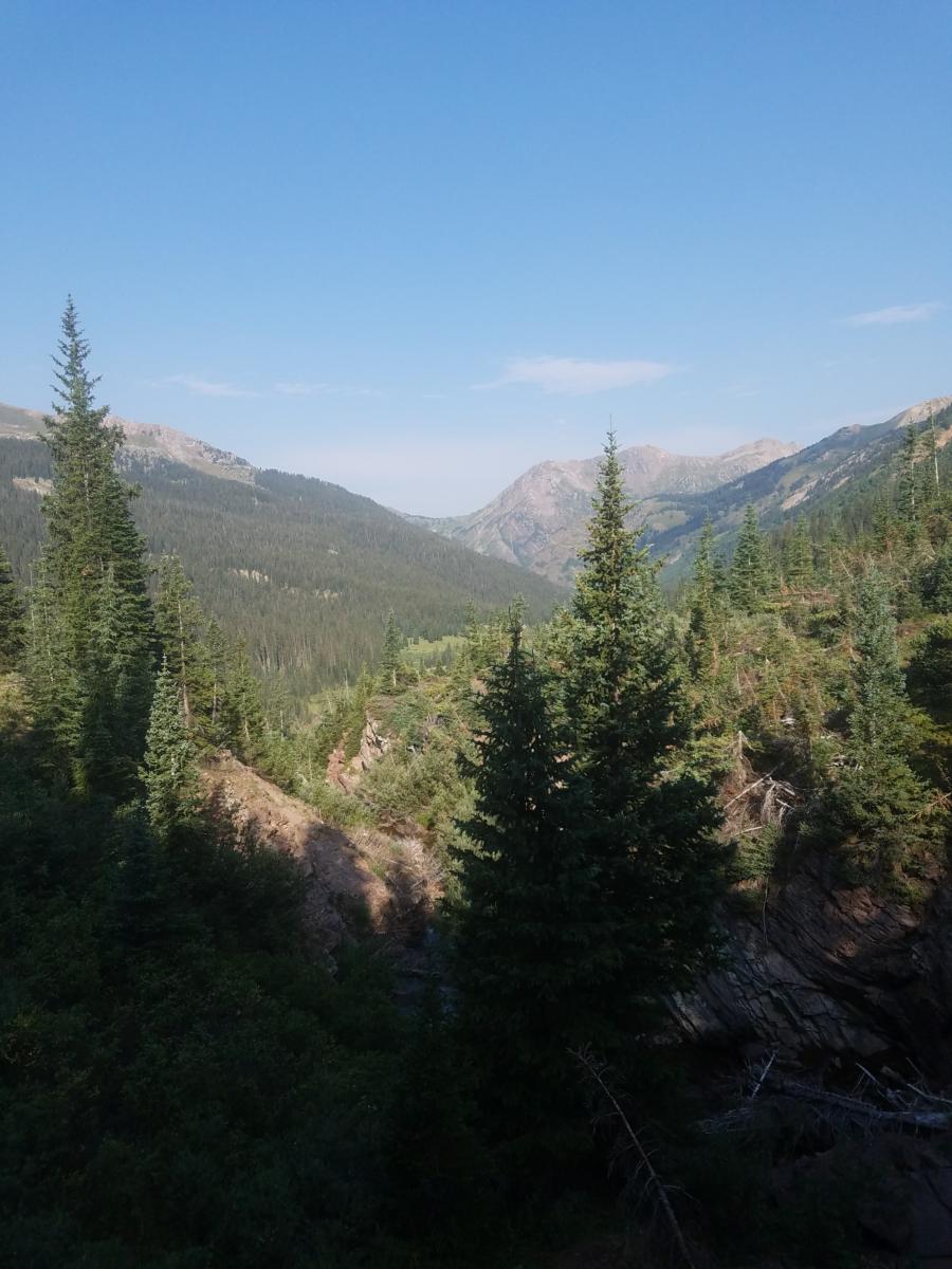 The Four Pass Loop, Maroon-Bells Snowmass Wilderness – Wild