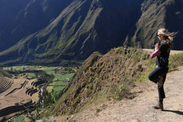 Photo of The Gift of Machu Picchu.