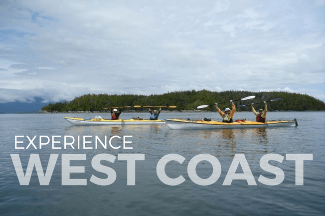 West Coast Kayaking Skills and Paddling Adventure