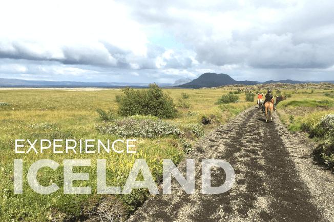 Hekla Volcano Riding Adventure