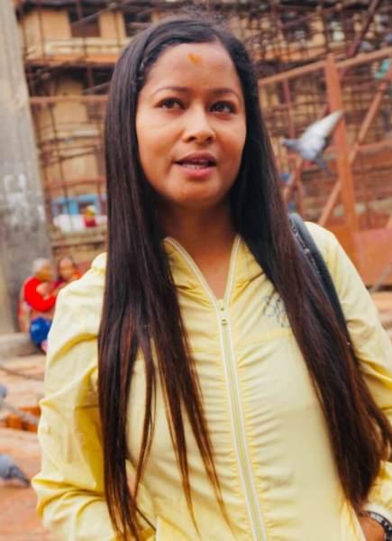 Photo of Sonica Rana.
