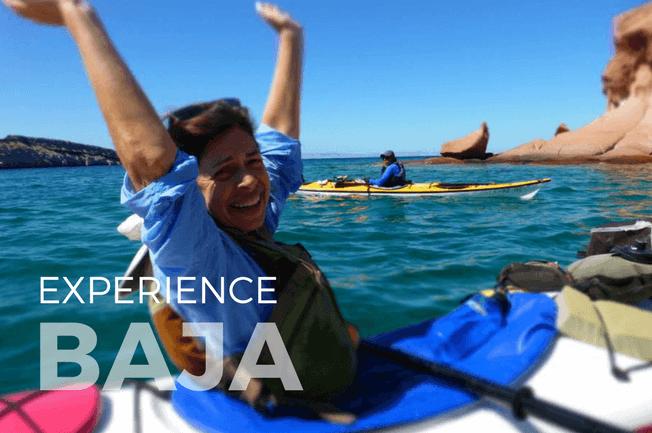 Baja Kayak and Whale Adventure