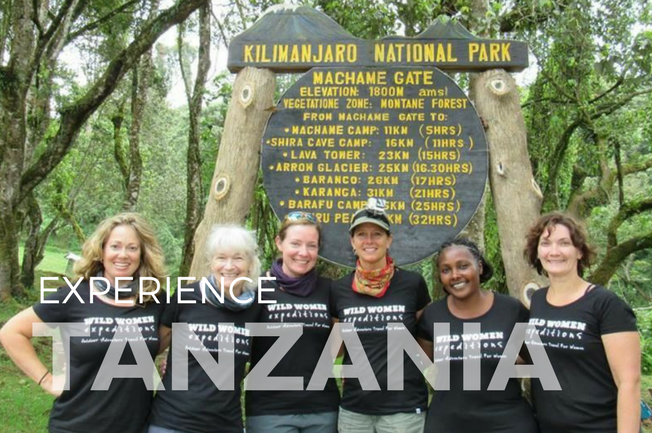 Savannah to Summit Kilimanjaro Expedition