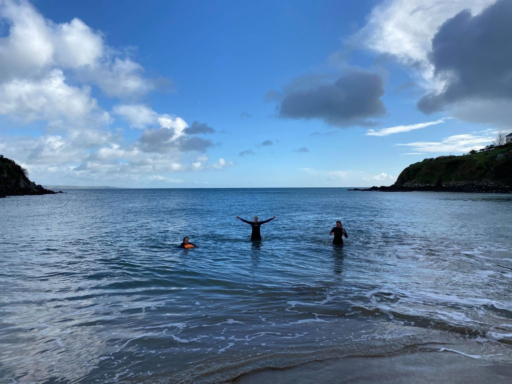 Cornish active women's retreat 1