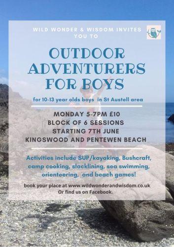 outdoor adventurers