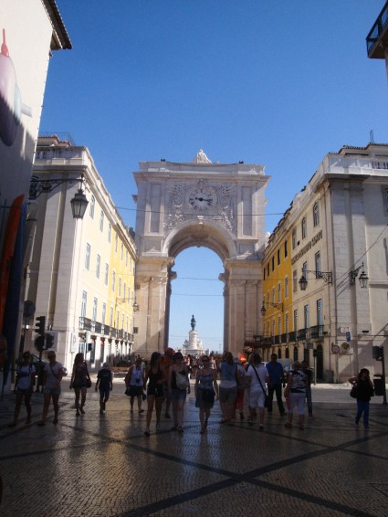 Shopping time in Lisbon