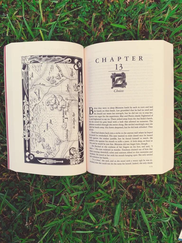 fantasy reading journey