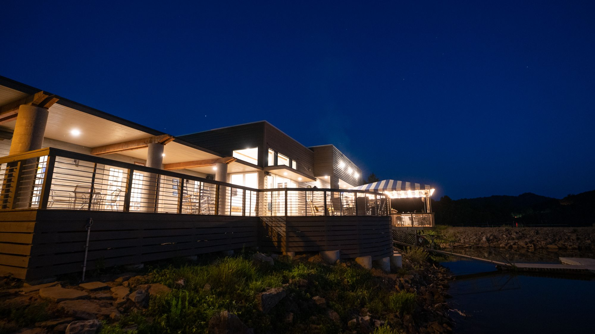 Wildwood Resort & Marina in Granville Tennessee