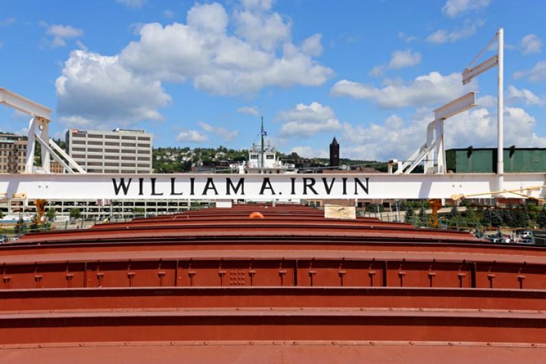 William A Irvin   DECC