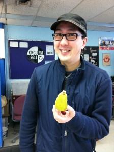 Lenny - Jan 23 - pear