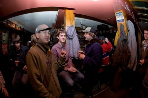 At The Rainbow Bistro on November 20, 2008