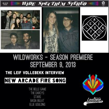 WildWorks Vinyl New Season-1